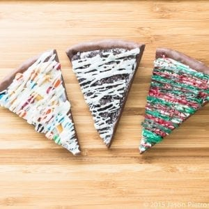 CB Stuffer Chocolate Pizza Slice