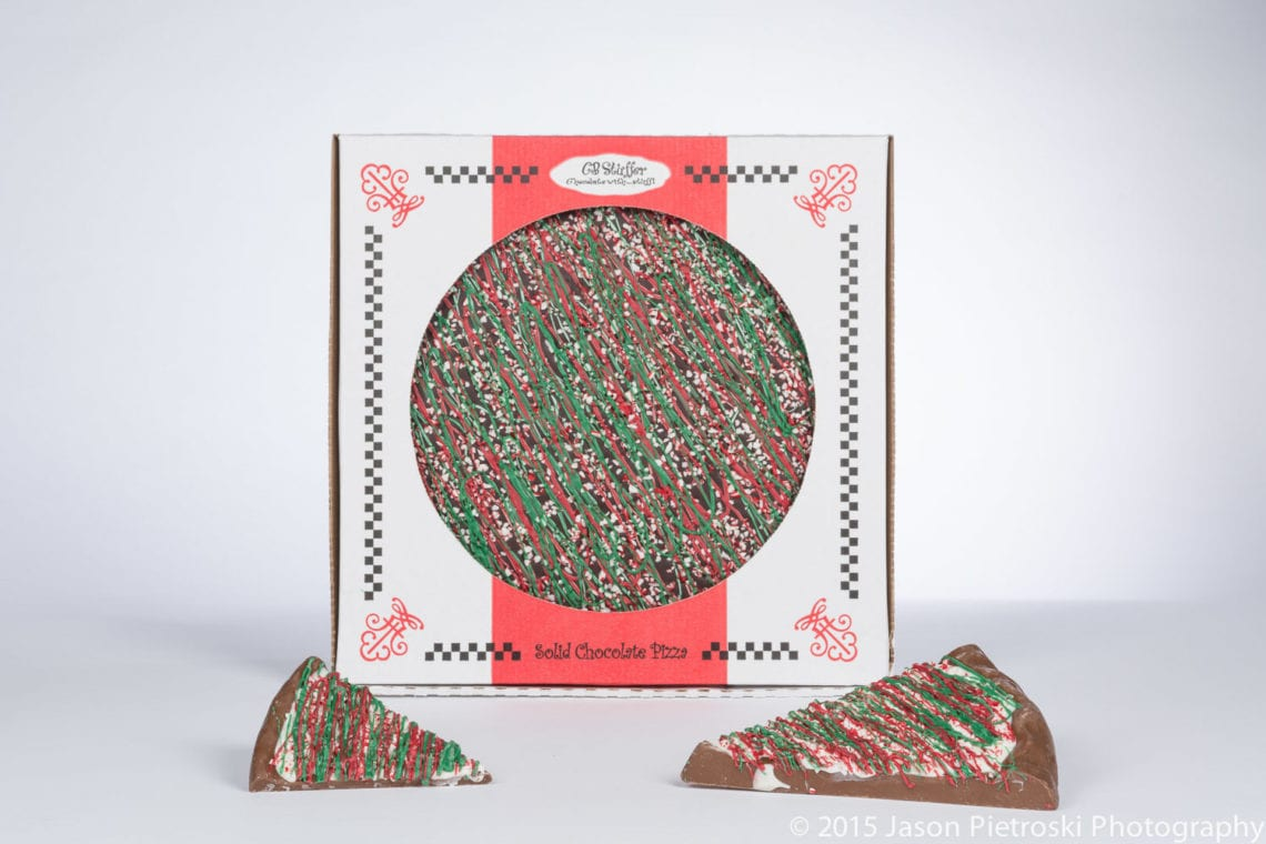 Large Peppermint Pizza