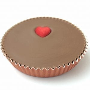 CB Stuffer milk chocolate-Valentine